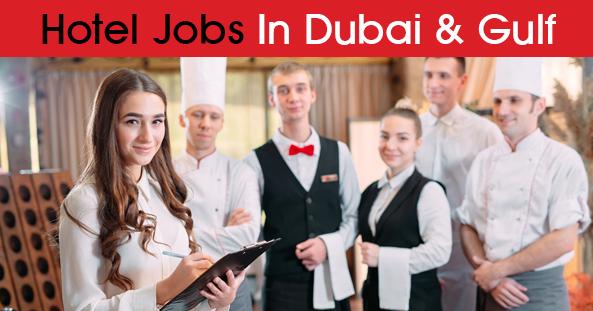 Hotel Jobs in Gulf Countries [Dubai, UAE & more...]
