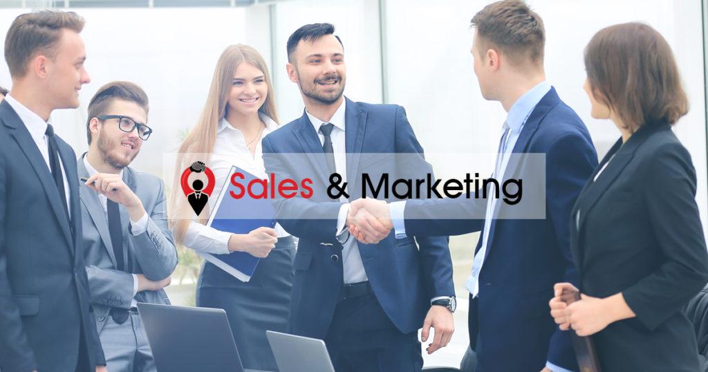 Sales & Marketing Jobs