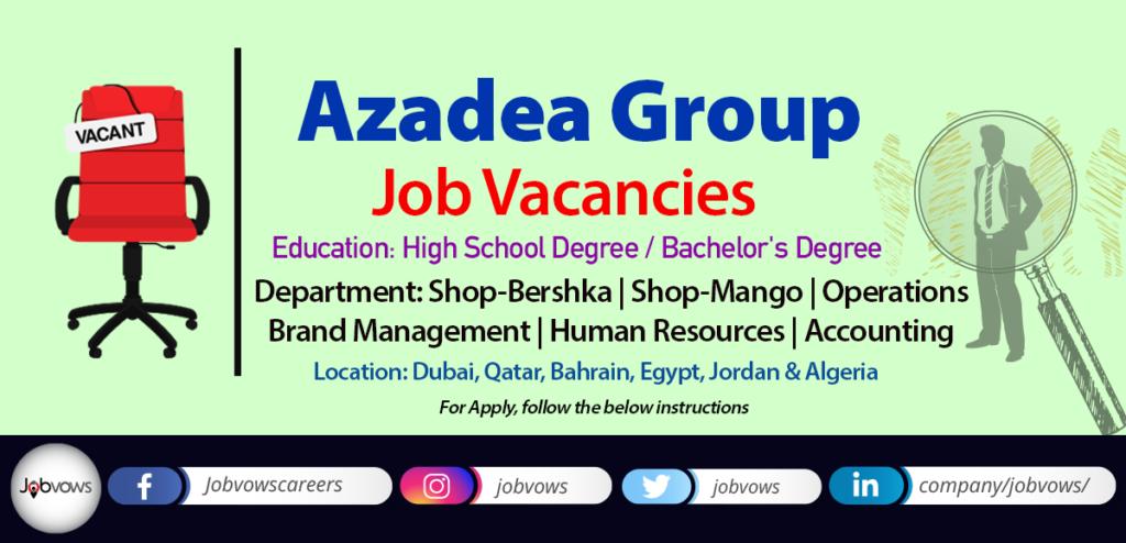 Azadea Group jobs and careers 2020