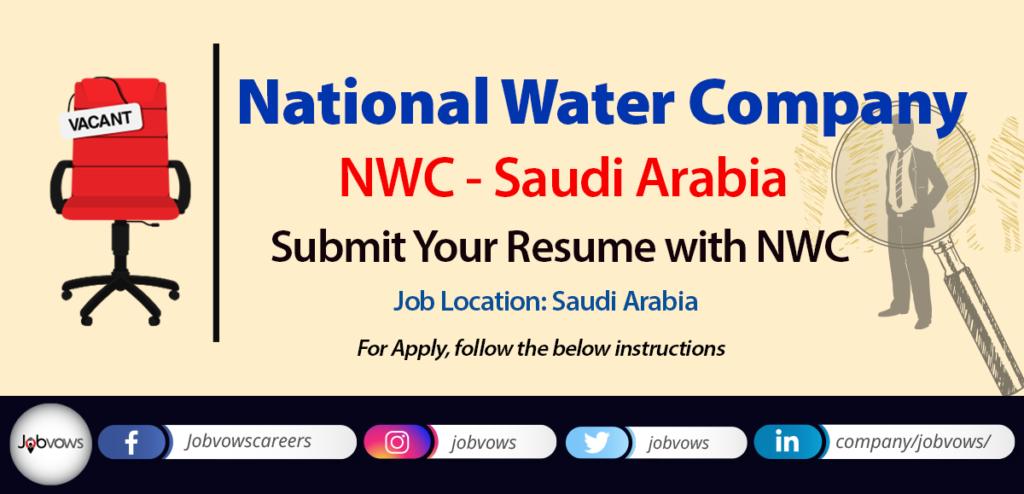 National Water Company Jobs careers