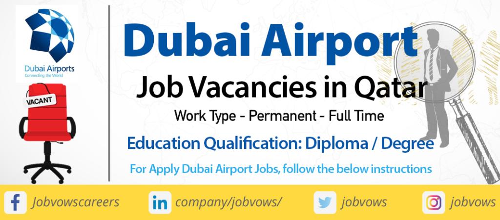 Dubai International Airport Jobs and careers 2020