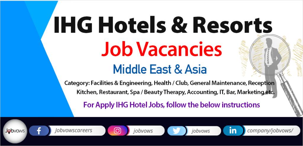 IHG Hotel Jobs and Careers