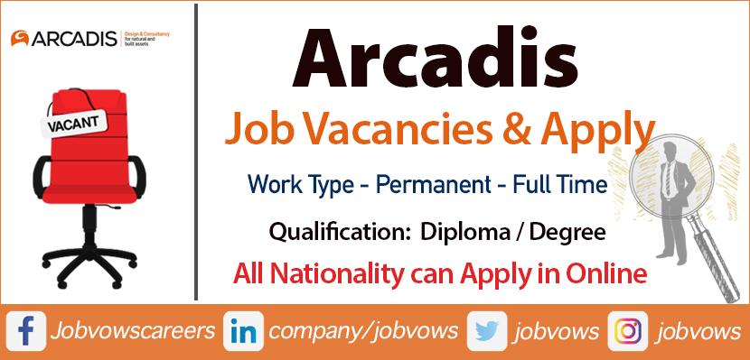 Arcadis careers and jobs