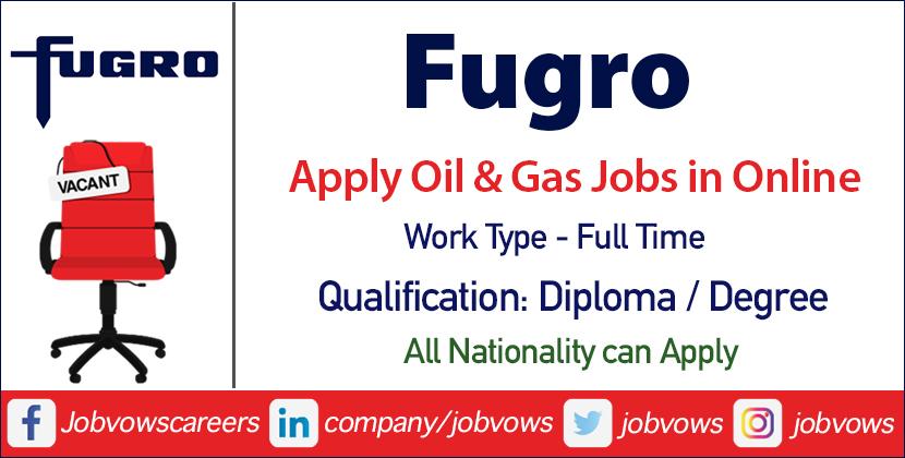 Fugro careers and jobs