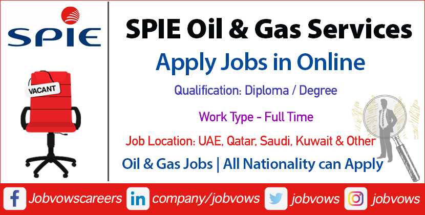 SPIE Oil and Gas Services careers and jobs