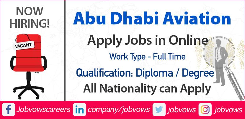 abu dhabi aviation careers and jobs 2021