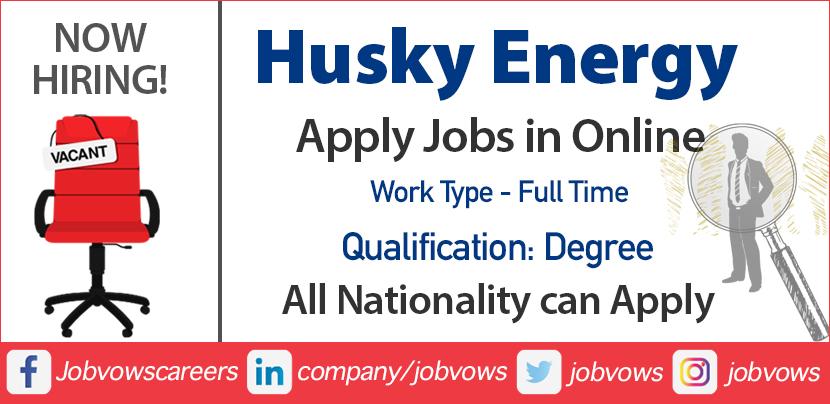 husky energy careers and jobs