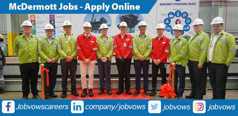 mcdermott careers and jobs