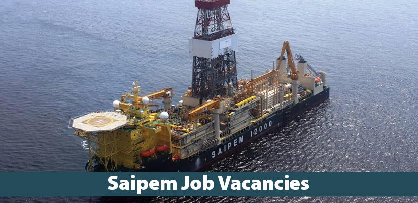 Saipem Jobs and careers