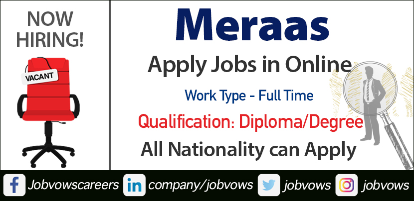 careers at meraas and jobs