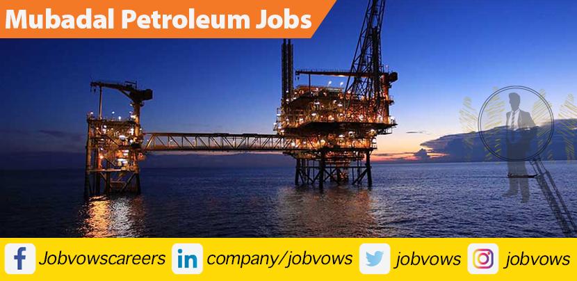 mubadala petroleum careers and jobs