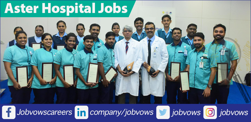 Aster Hospital Jobs and Careers 2021