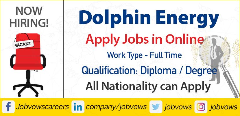 dolphin energy qatar jobs and careers