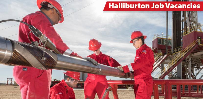 Jobs and Careers in Halliburton