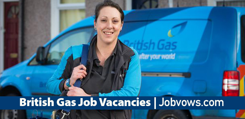 Jobs and careers in british gas