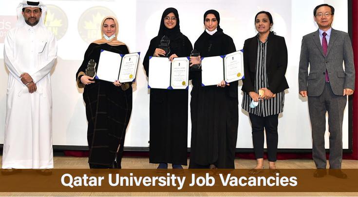 Jobs in Qatar University