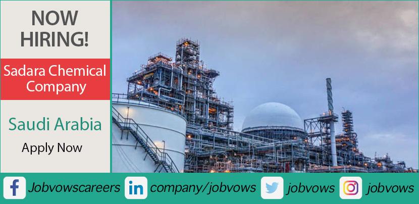 sadara career and jobs