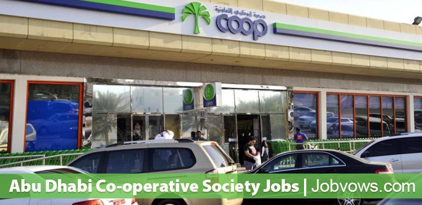 Abu Dhabi Co-operative Society Jobs