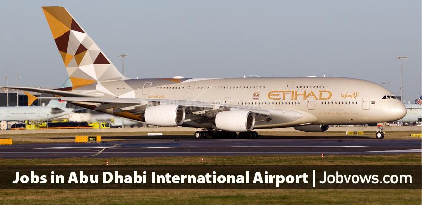abu dhabi airport jobs and careers