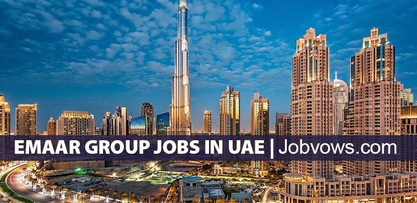 emaar group careers and jobs