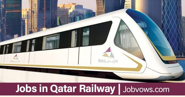 Jobs in Qatar Railway