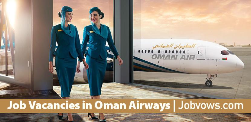 careers in Oman airways