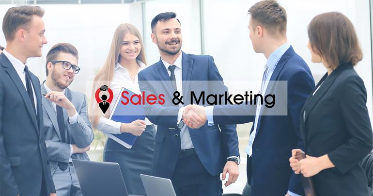 Jobs in Dubai Sales and Marketing