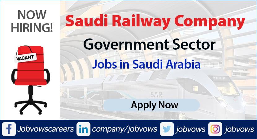 saudi railway company careers and jobs