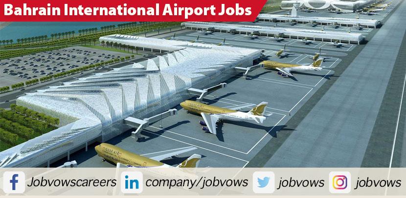 Bahrain International Airport Jobs and careers