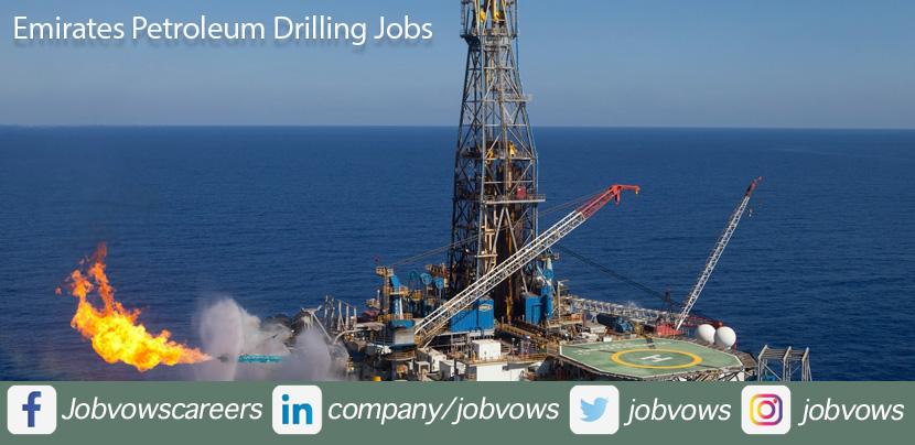 Emirates Petroleum Drilling Jobs and Careers