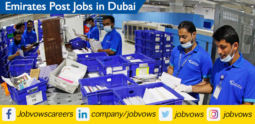 emirates post careers and jobs in dubai