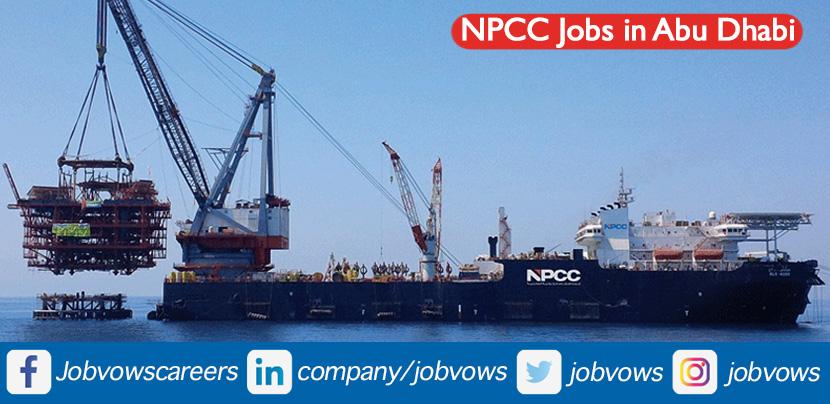 npcc in abu dhabi jobs and careers
