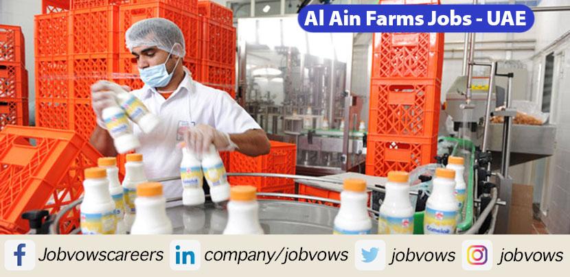 al ain farms careers and jobs
