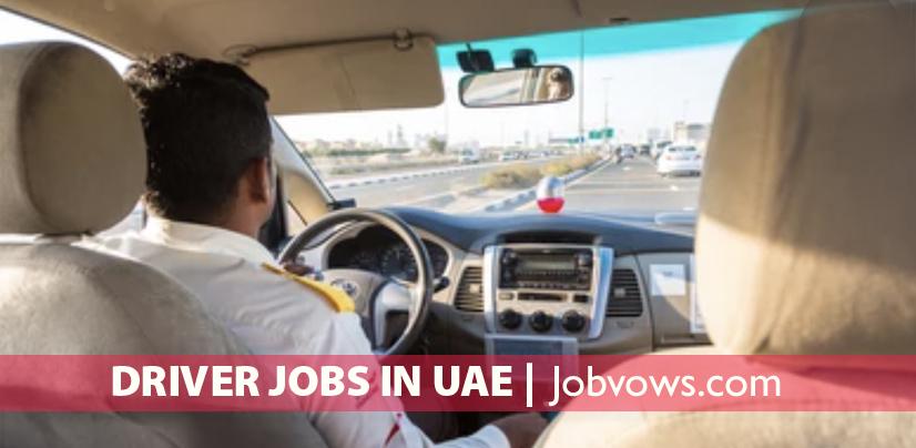 driver jobs in dubai and uae