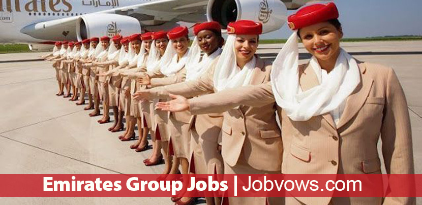 Emirates Group Careers and Jobs