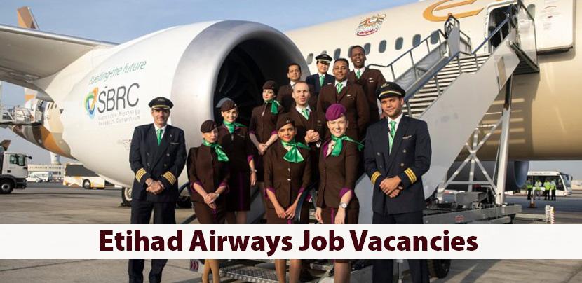 Etihad Airways Jobs and Careers 2021