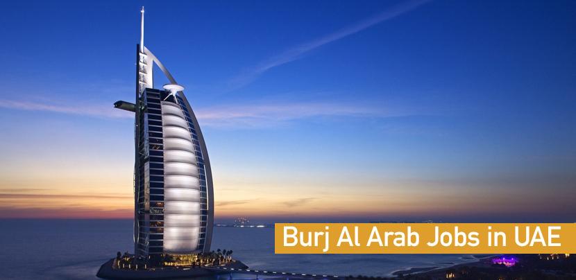 careers in burj al arab