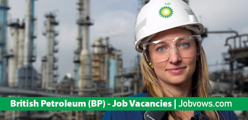British Petroleum careers and jobs