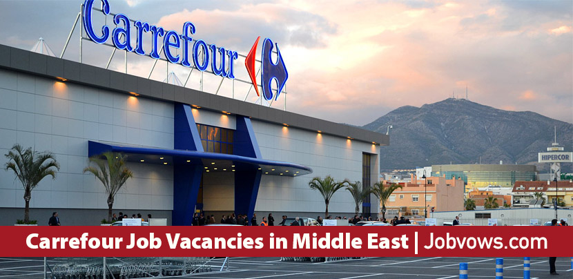 jobs & careers in carrefour