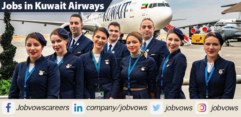 Kuwait airways jobs and careers