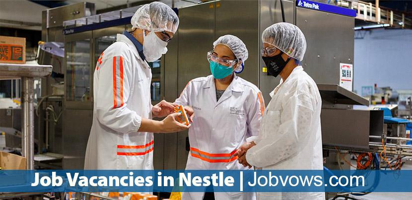 nestle jobs and careers in uae