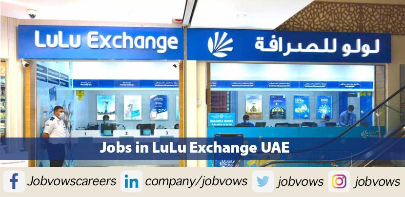 LuLu International Exchange Careers and Jobs