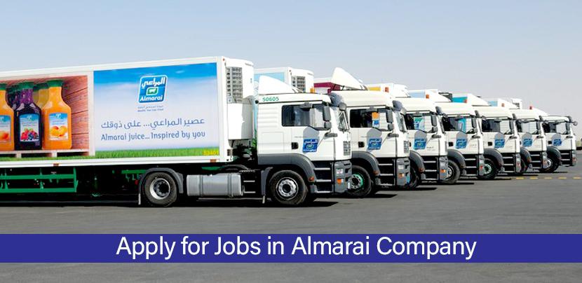 almarai careers and jobs in saudi arabia
