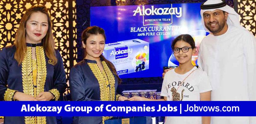 Alokozay group jobs and careers