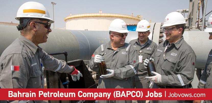 Jobs in Bapco Careers