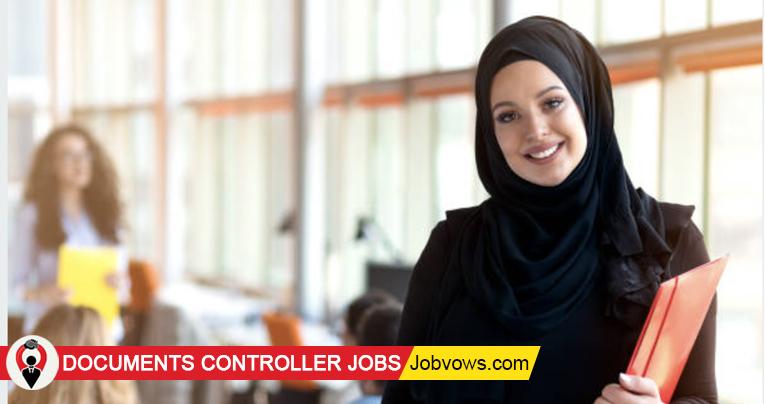 documents controller jobs in dubai