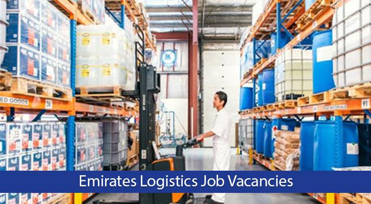 Logistics Jobs in united Arab Emirates