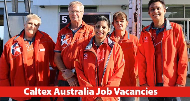 Jobs in Caltex Australia